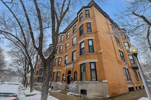 1705 N North Park Avenue #3, Chicago, IL 60614 (MLS #10978694) :: Janet Jurich