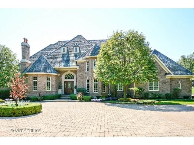200 Berron Lane, Barrington Hills, IL 60010 (MLS #10978758) :: Janet Jurich