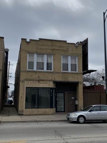 4415 W Belmont Avenue, Chicago, IL 60641 (MLS #10978775) :: Janet Jurich