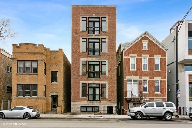 1815 W Armitage Avenue #2, Chicago, IL 60622 (MLS #10978805) :: Suburban Life Realty
