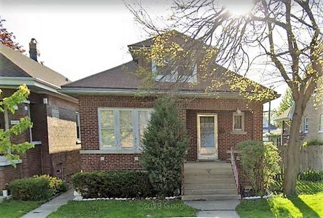 4050 N Monitor Avenue, Chicago, IL 60634 (MLS #10979022) :: Janet Jurich