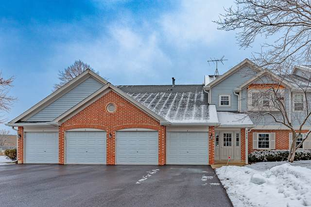 2450 Charleston Drive #1, Schaumburg, IL 60193 (MLS #10979577) :: Jacqui Miller Homes