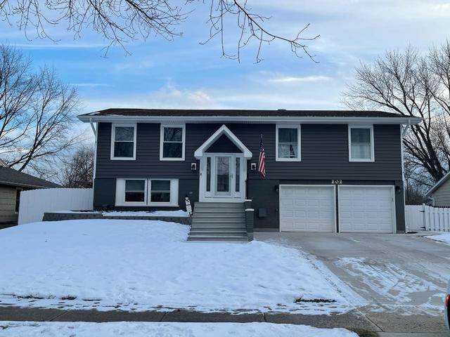 202 Downing Drive, Bloomingdale, IL 60108 (MLS #10979817) :: Jacqui Miller Homes