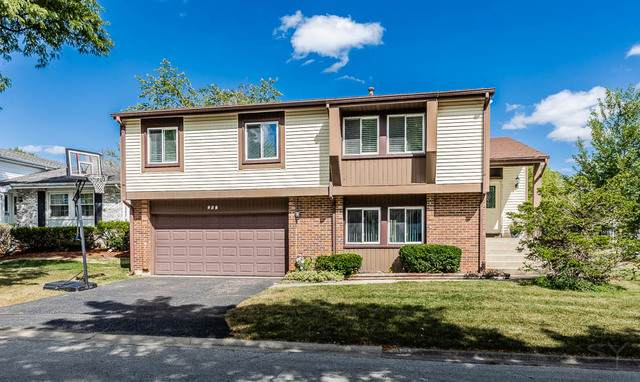 101 Butterfield Court, Rolling Meadows, IL 60008 (MLS #10980184) :: Jacqui Miller Homes
