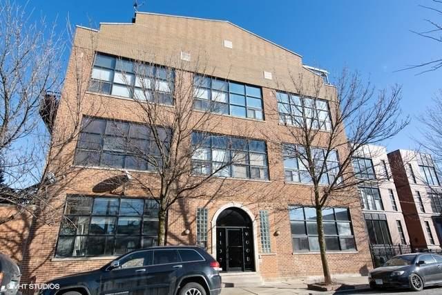 1137 N Wood Street 1G, Chicago, IL 60622 (MLS #10980519) :: The Spaniak Team