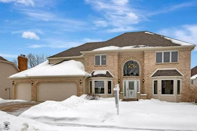 3203 Bennett Drive, Naperville, IL 60564 (MLS #10982119) :: Jacqui Miller Homes