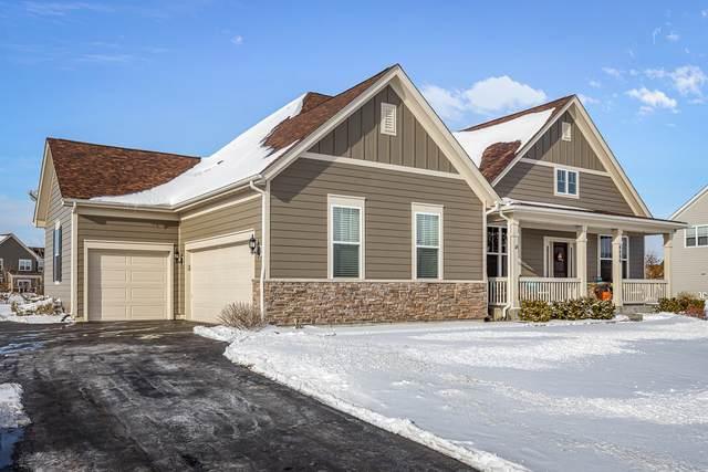 6850 Woodland Hills Drive, Lakewood, IL 60014 (MLS #10982555) :: The Dena Furlow Team - Keller Williams Realty