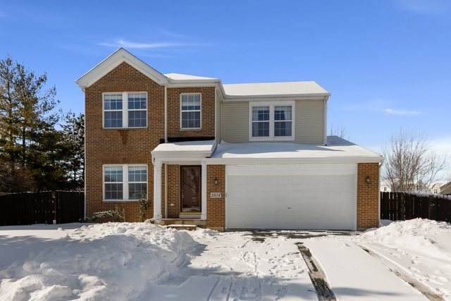 1804 Thornapple Way, Aurora, IL 60504 (MLS #10984743) :: The Dena Furlow Team - Keller Williams Realty
