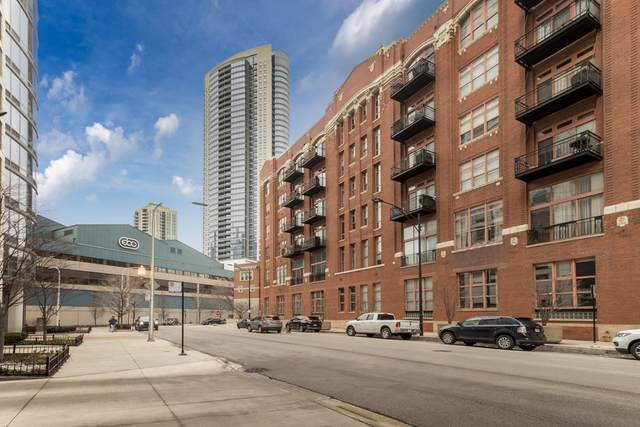 360 W Illinois Street 10A, Chicago, IL 60654 (MLS #10985695) :: Helen Oliveri Real Estate