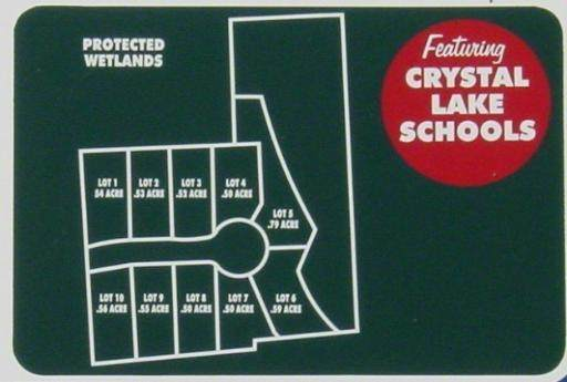 LOT #7 Trinity Trail, Crystal Lake, IL 60012 (MLS #10986071) :: Lewke Partners