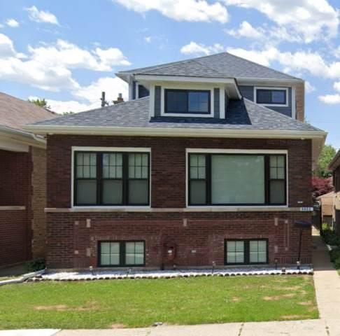 4952 N Keeler Avenue, Chicago, IL 60630 (MLS #10986142) :: The Dena Furlow Team - Keller Williams Realty