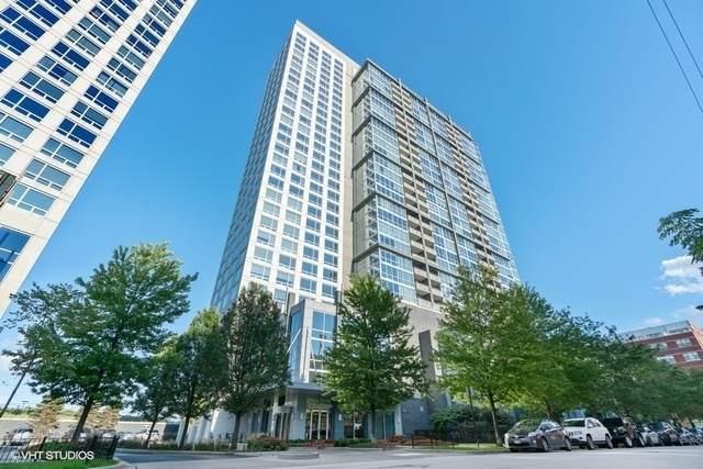1901 S Calumet Avenue #2107, Chicago, IL 60616 (MLS #10986469) :: Littlefield Group
