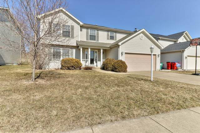 404 Buttercup Drive, Savoy, IL 61874 (MLS #10986629) :: Littlefield Group