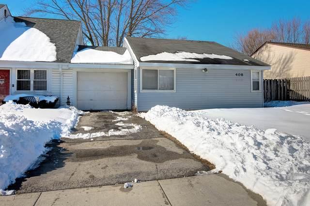 408 Six Pines Drive, Romeoville, IL 60446 (MLS #10987944) :: Jacqui Miller Homes