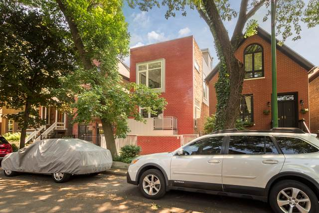 2131 W Moffat Street, Chicago, IL 60647 (MLS #10989684) :: The Spaniak Team