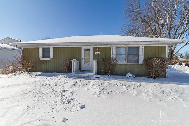 1478 Nova Road, Lake Holiday, IL 60548 (MLS #10989987) :: The Dena Furlow Team - Keller Williams Realty