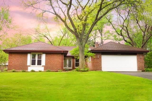 1267 W Bedford Drive, Palatine, IL 60067 (MLS #10990832) :: The Dena Furlow Team - Keller Williams Realty