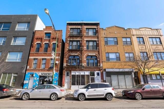 1423 N Ashland Avenue #201, Chicago, IL 60622 (MLS #10990970) :: RE/MAX Next