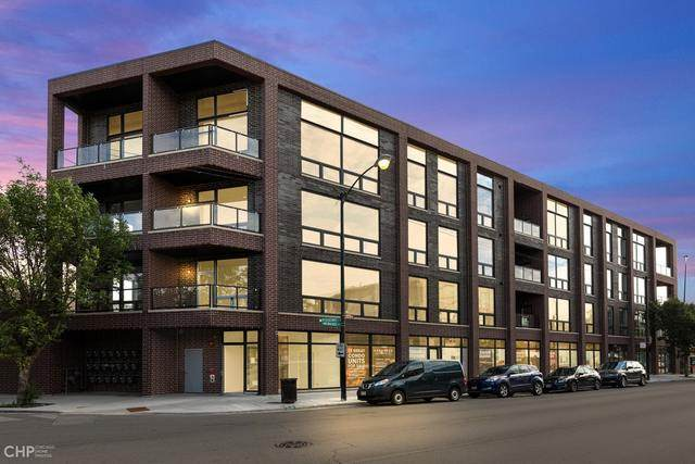 3065 N Milwaukee Avenue 2-E, Chicago, IL 60618 (MLS #10991589) :: The Perotti Group