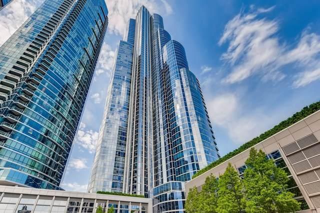 1211 S Prairie Avenue #1301, Chicago, IL 60605 (MLS #10993057) :: The Perotti Group