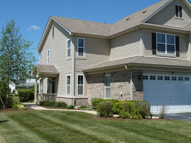 501 Majestic Lane, Oswego, IL 60543 (MLS #10993666) :: Jacqui Miller Homes