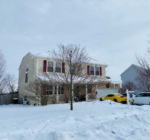 275 Walsh Circle, Yorkville, IL 60560 (MLS #10993848) :: Carolyn and Hillary Homes