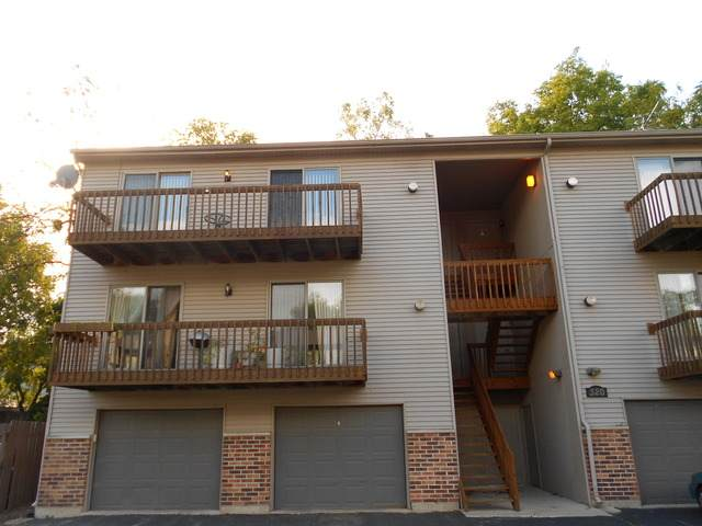 320 Woodridge Circle A, South Elgin, IL 60177 (MLS #10994730) :: The Dena Furlow Team - Keller Williams Realty