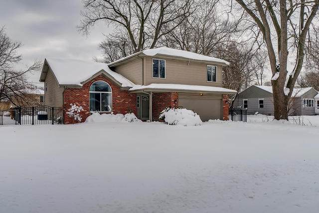 16115 Spaulding Avenue, Markham, IL 60428 (MLS #10995687) :: Jacqui Miller Homes