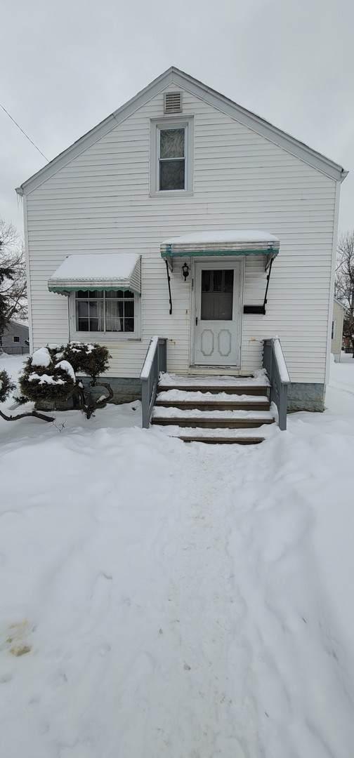 15708 Emerald Avenue, Harvey, IL 60426 (MLS #10996014) :: The Dena Furlow Team - Keller Williams Realty