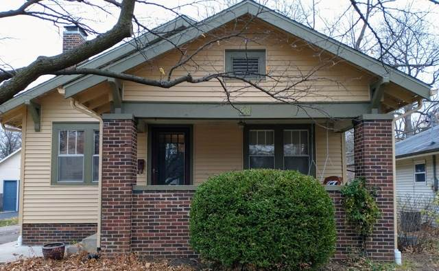 908 S Wabash Avenue S, Urbana, IL 61801 (MLS #10996137) :: The Dena Furlow Team - Keller Williams Realty