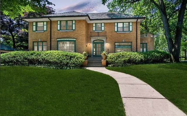 1147 Forest Avenue, River Forest, IL 60305 (MLS #10996656) :: The Dena Furlow Team - Keller Williams Realty
