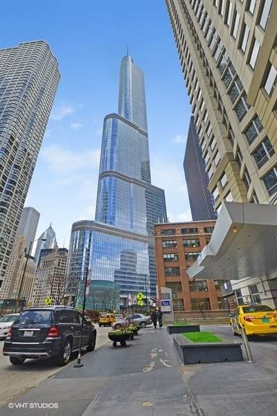 401 N Wabash Avenue 32A, Chicago, IL 60611 (MLS #10996660) :: The Perotti Group