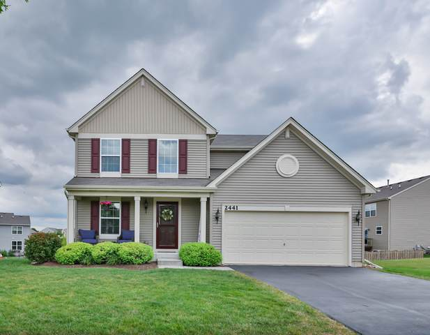 2441 Ross Street, Hampshire, IL 60140 (MLS #10997101) :: Jacqui Miller Homes