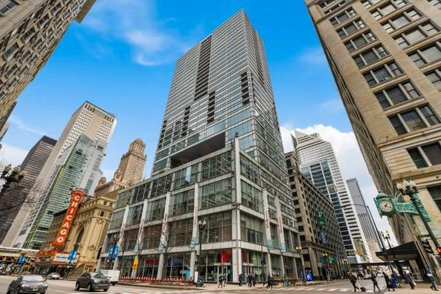 8 E Randolph Street #2804, Chicago, IL 60601 (MLS #10997172) :: The Perotti Group