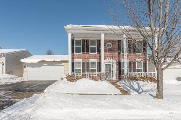 1694 Walnut Park Lane, Aurora, IL 60504 (MLS #10997268) :: The Dena Furlow Team - Keller Williams Realty