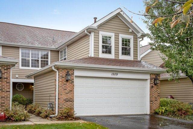1509 Whitman Court, Schaumburg, IL 60173 (MLS #10998977) :: The Dena Furlow Team - Keller Williams Realty