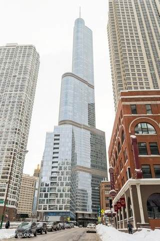 401 N Wabash Avenue #2504, Chicago, IL 60611 (MLS #10999190) :: The Perotti Group