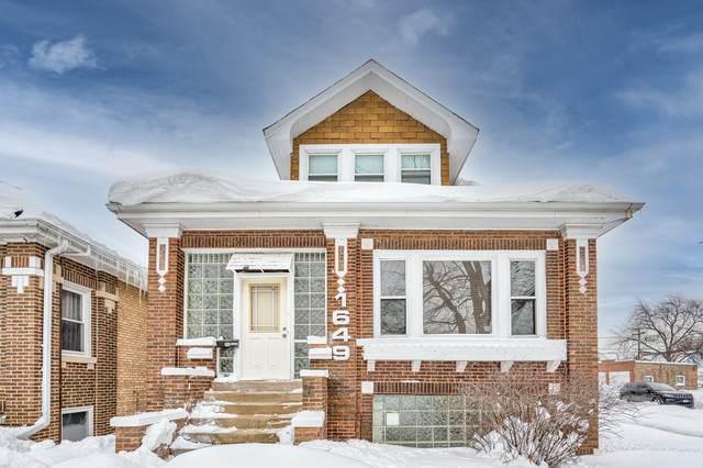 1649 S 58th Avenue, Cicero, IL 60804 (MLS #10999256) :: Jacqui Miller Homes