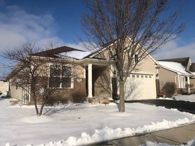 2912 Hillcrest Circle, Naperville, IL 60564 (MLS #10999354) :: The Dena Furlow Team - Keller Williams Realty