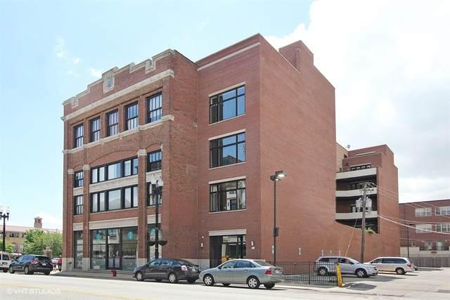 2332 S Michigan Avenue #409, Chicago, IL 60616 (MLS #11000236) :: Touchstone Group