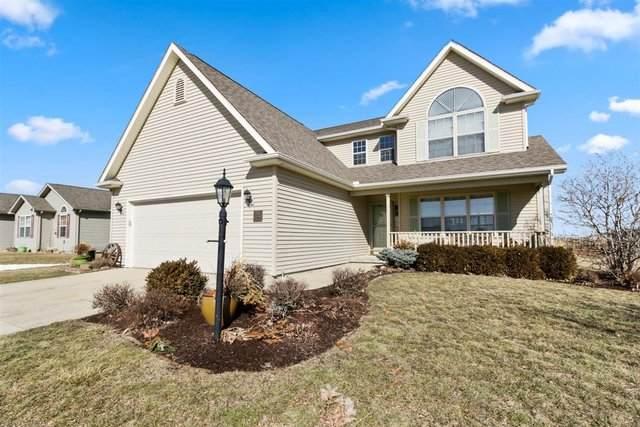 510 Deerpath Street, TOLONO, IL 61880 (MLS #11000544) :: Ryan Dallas Real Estate