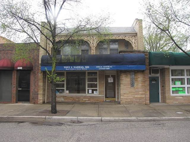 6444 N Central Avenue, Chicago, IL 60646 (MLS #11000996) :: RE/MAX Next