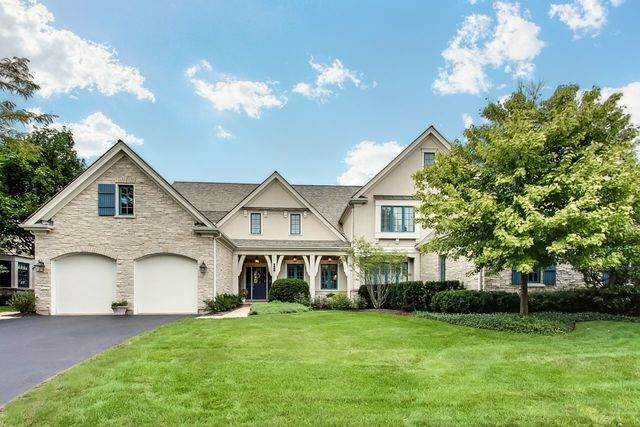 555 Greenway Drive, Lake Forest, IL 60045 (MLS #11001171) :: The Dena Furlow Team - Keller Williams Realty