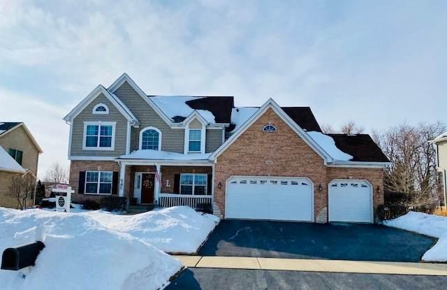 1142 Grace Drive, Yorkville, IL 60560 (MLS #11001267) :: Helen Oliveri Real Estate