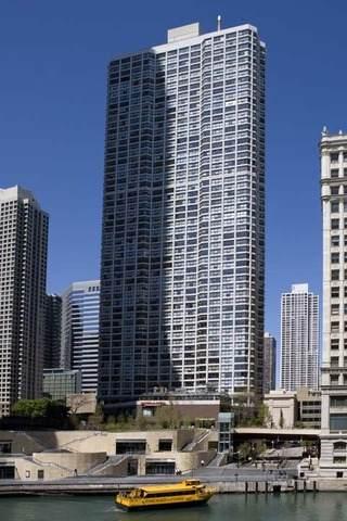 405 N Wabash Avenue #3712, Chicago, IL 60611 (MLS #11001496) :: The Spaniak Team