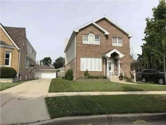7510 N Oleander Avenue, Chicago, IL 60631 (MLS #11001673) :: Janet Jurich