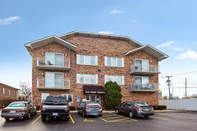 15505 Cicero Avenue 3A, Oak Forest, IL 60452 (MLS #11002322) :: Touchstone Group