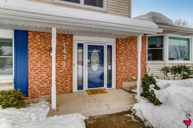 1473 Worden Way, Elk Grove Village, IL 60007 (MLS #11002351) :: The Dena Furlow Team - Keller Williams Realty