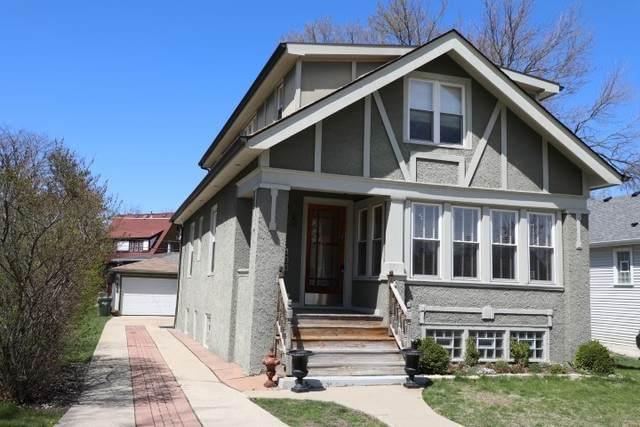 400 Shenstone Road, Riverside, IL 60546 (MLS #11002385) :: The Dena Furlow Team - Keller Williams Realty