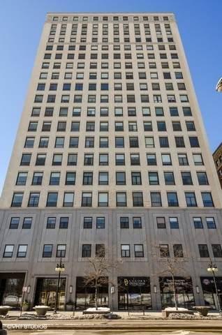 910 S Michigan Avenue #1419, Chicago, IL 60605 (MLS #11002555) :: Lewke Partners